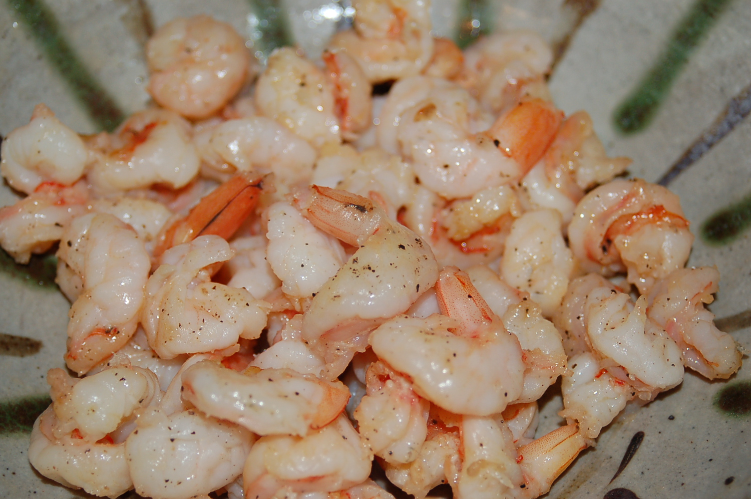 how to cook already cooked shrimp