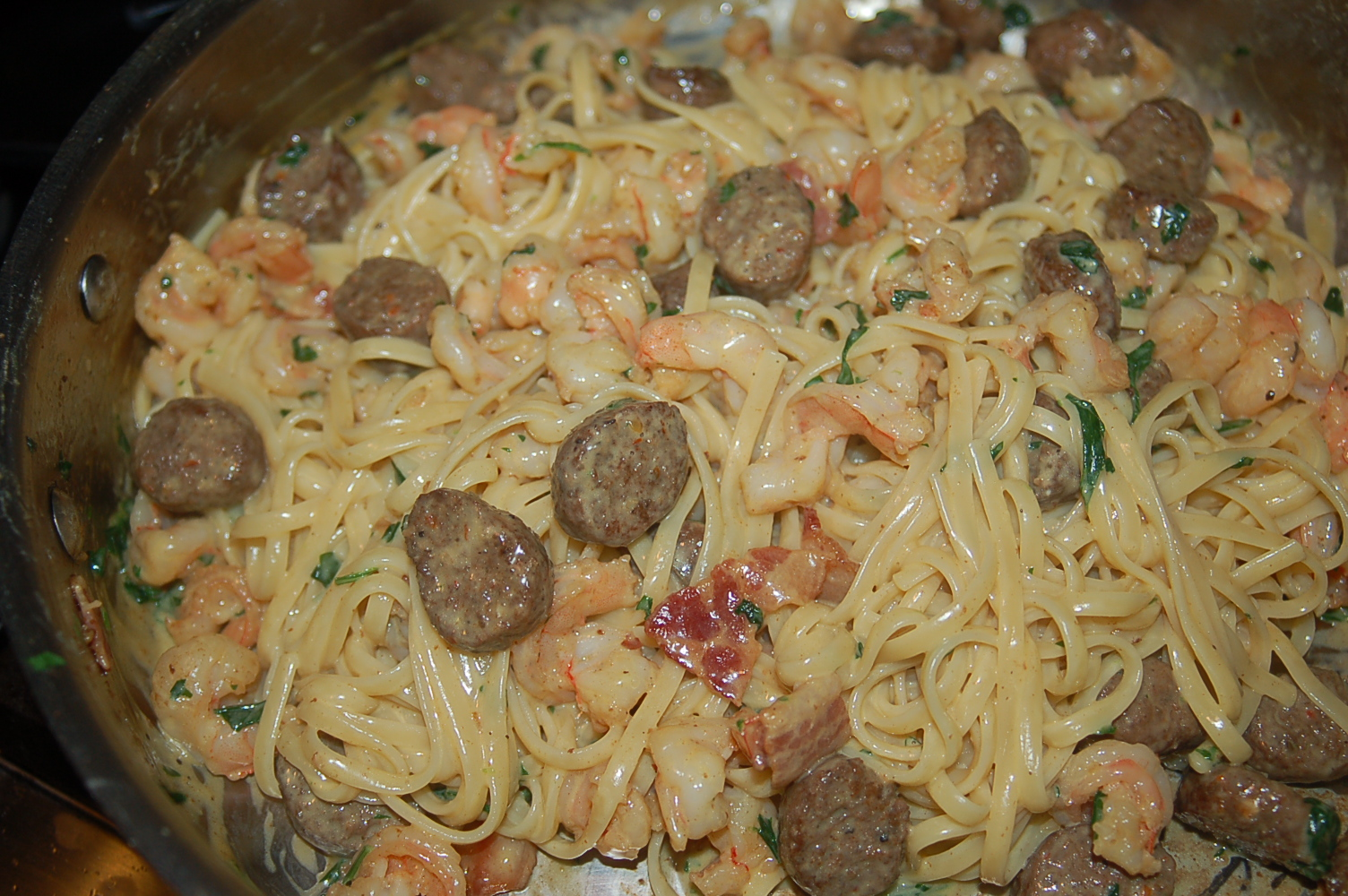 Shrimp Carbonara Recipes — Dishmaps