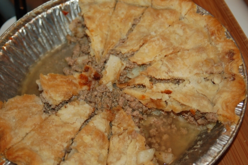 Meat Pie by Celine..