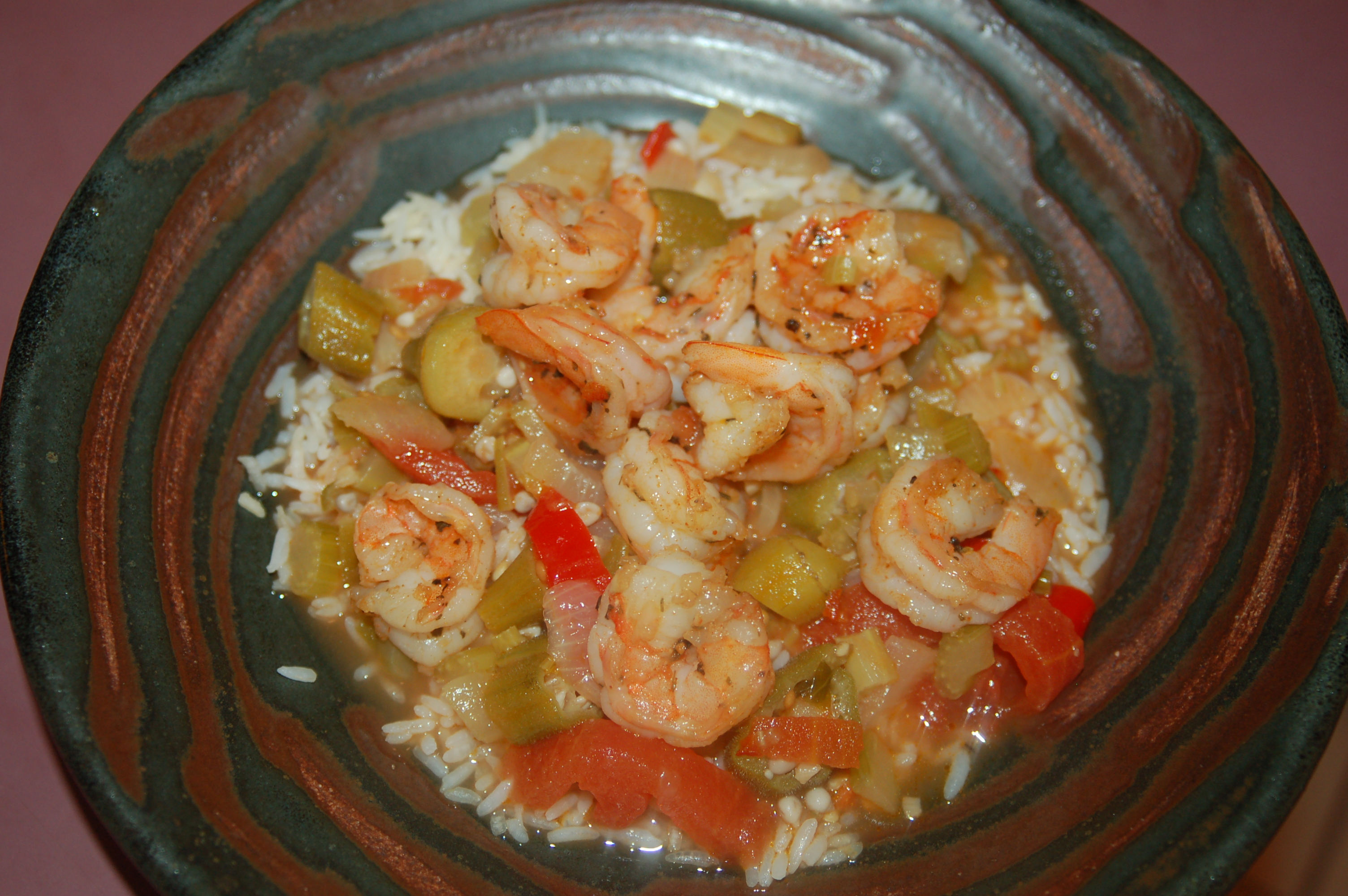 Serve over rice and add more pepper flakes and a squeeze of lime to ...