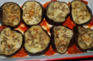 Melanzane alla Ricotta Affumicata (Baked Eggplant with ...