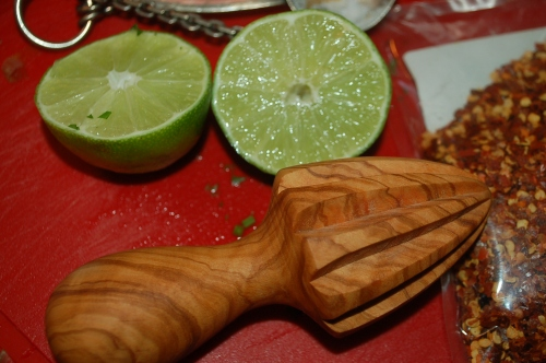 My new citrus squeezer from Orivieto, Italy