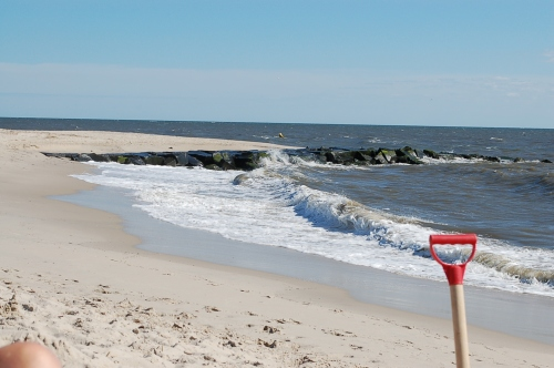 The Beach - day 2