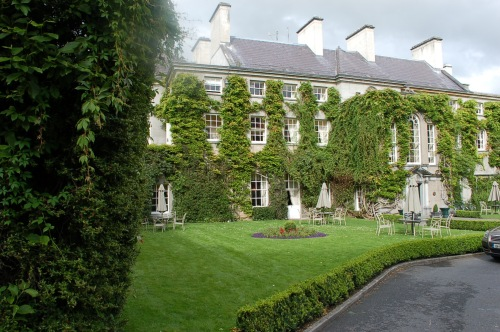 The house at Mount Juliet