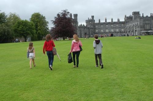 Kilkenny Castle (20 minutes away)