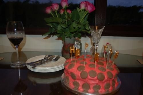 Girlie cake