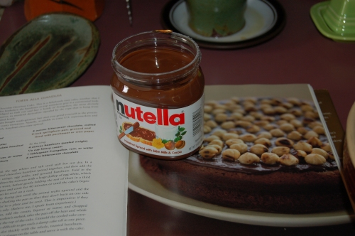 Nutella is a staple in our house!