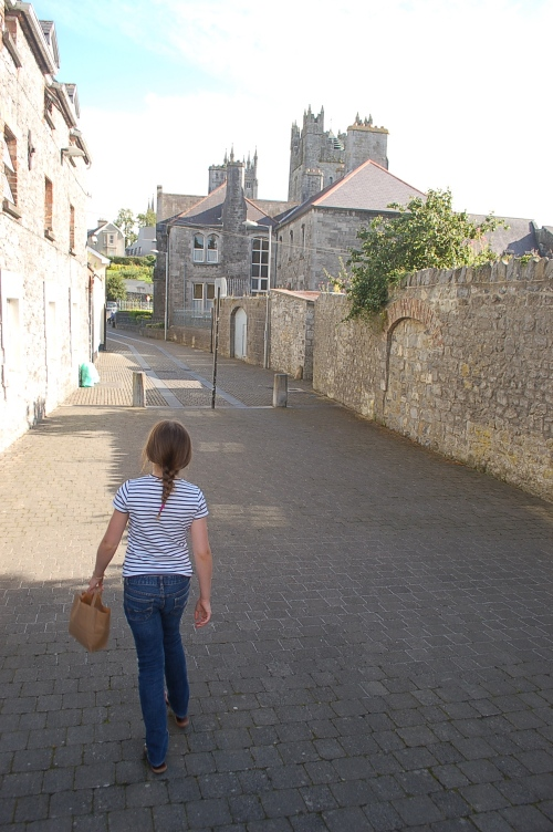 Back Street to St Canice's