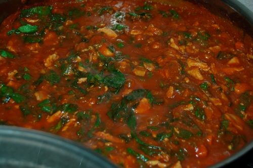 cook a little more adn adjust seasonings
