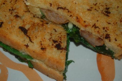 Sumptuous Sausage Sandwiches