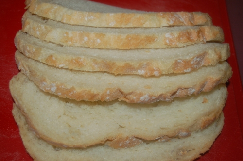 the best quaity fresh bread is an important player in this recipe