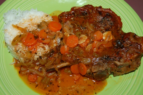 Juicy Lamb With Herbes de Provence