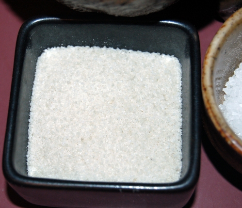 Fine grain Celtic Sea salt