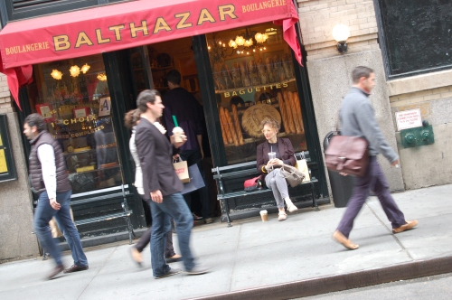 Balthazar Bakery in Soho