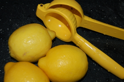 This is The Amazing Lemon Squeezer!