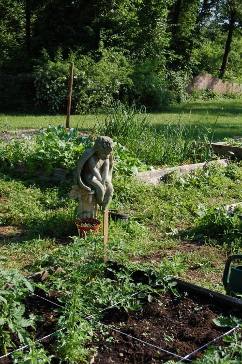 The Garden God