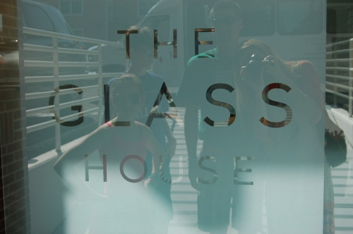 On to The Glass House