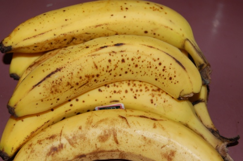 key ingredient: Bananas, the cheapest fruit on the planet!