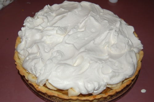 Add whipped cream