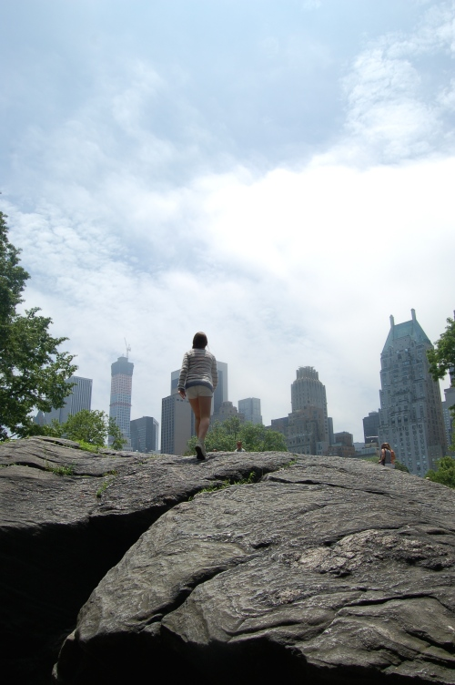 Ide (Central park, NYC)