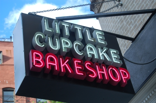 Little Cupcake Bakeshop 30 Prince St. NYC