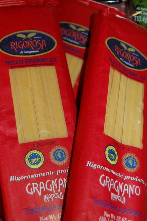 My spaghetti of choice in an ideal world: Rigorosa Spaghetti Pasta