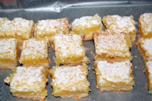 Selma's Lemon Bars