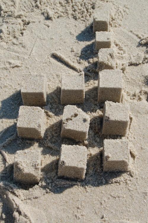 Mod Sand Castle