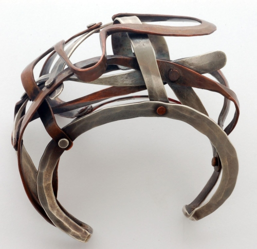 Forged Bracelet by David Jones
