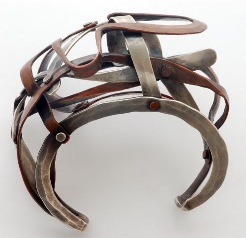 Forged Bracelet by David Jones