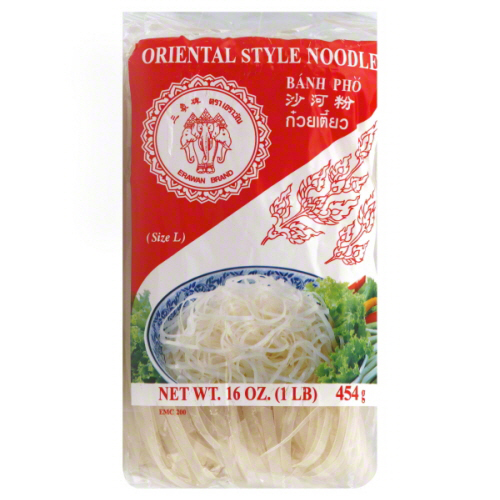 The large style from the Erawan Brand Noodle